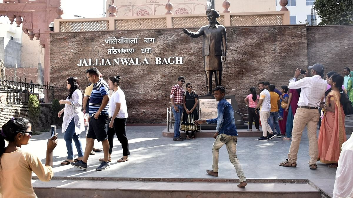 Jallianwallah Bagh renovation: Why history should never be beautified