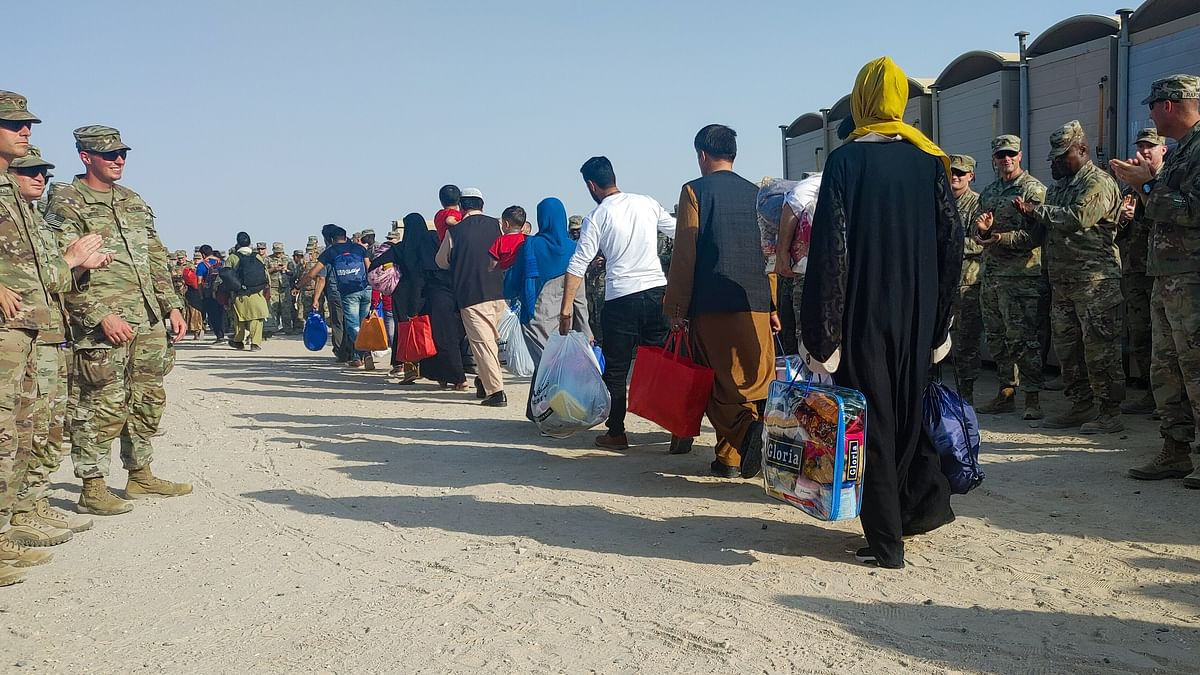 Evacuees in Afghanistan plead for action: 'We are in some kind of jail'