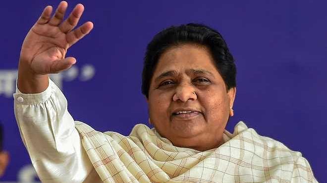 Mayawati finally disowns Mukhtar Ansari