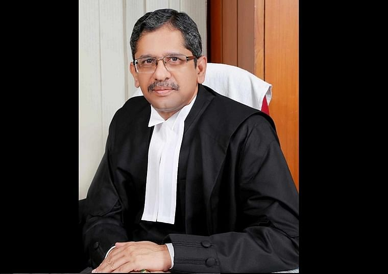 CJI Ramana bats for 50% women in judiciary