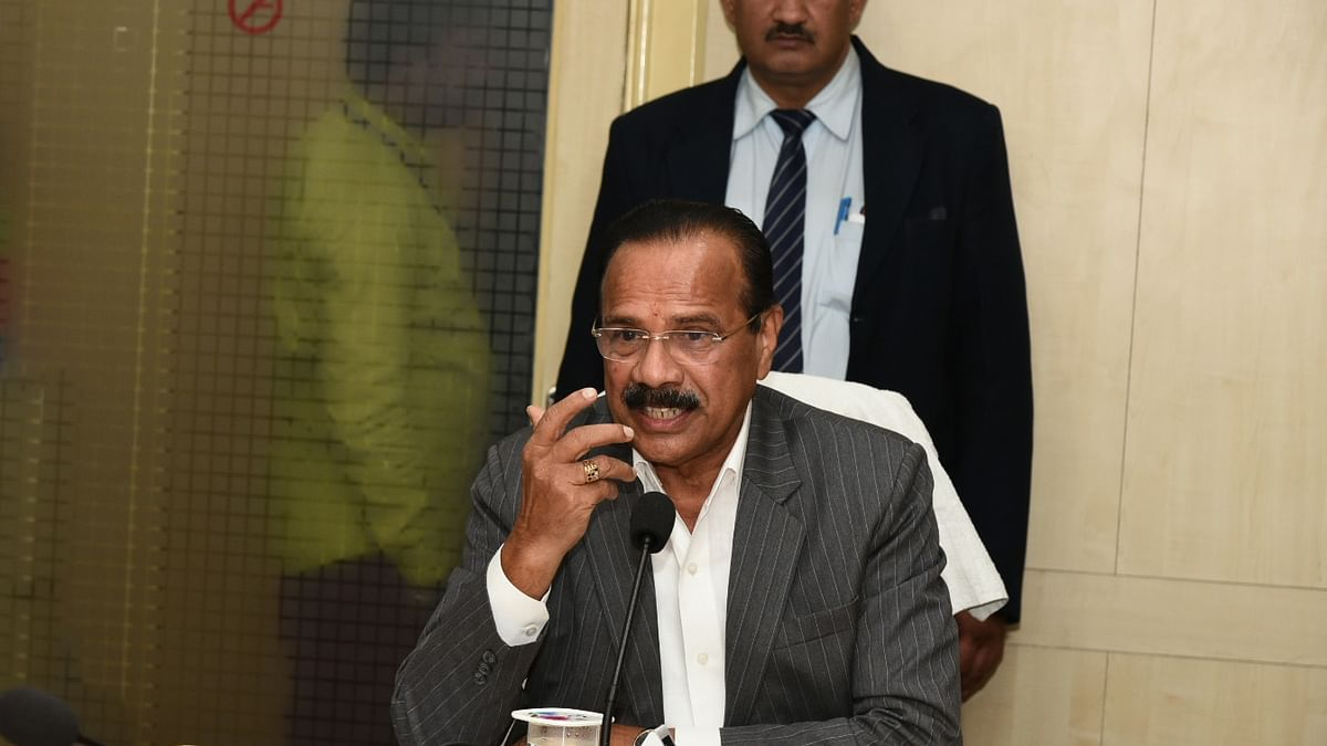 D.V. Sadananda Gowda