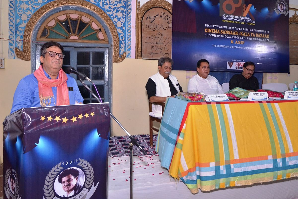 5th K Asif Chambal film fest marks the centenary celebrations of Mughal-e-Azam director