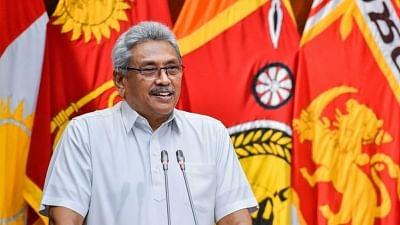 Sri Lankan President Gotabaya Rajapaksa (File Photo)