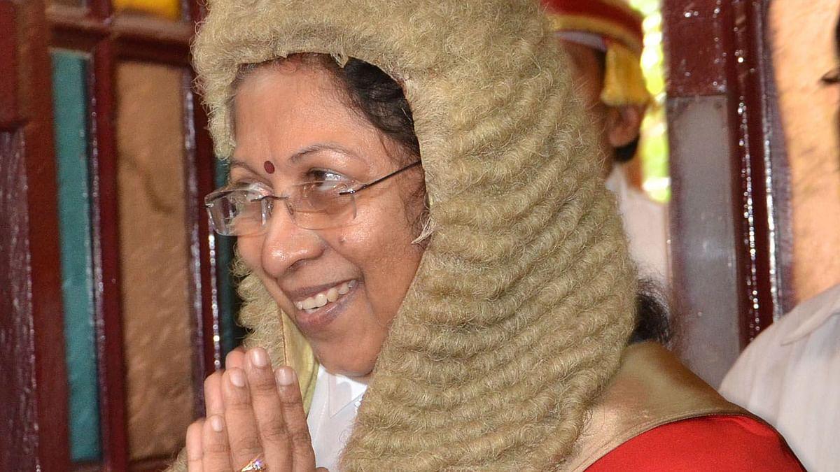 Justice Manjula Chellur