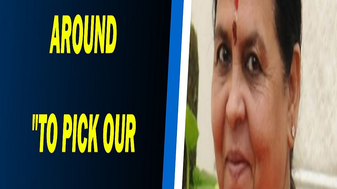 """Bureaucrats around """"to pick our slippers"""", says Uma Bharti in new viral video"""