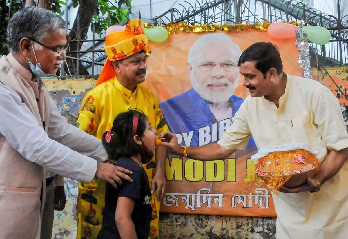 Learning lessons from PM Modi's life and times as the country celebrates his birthday