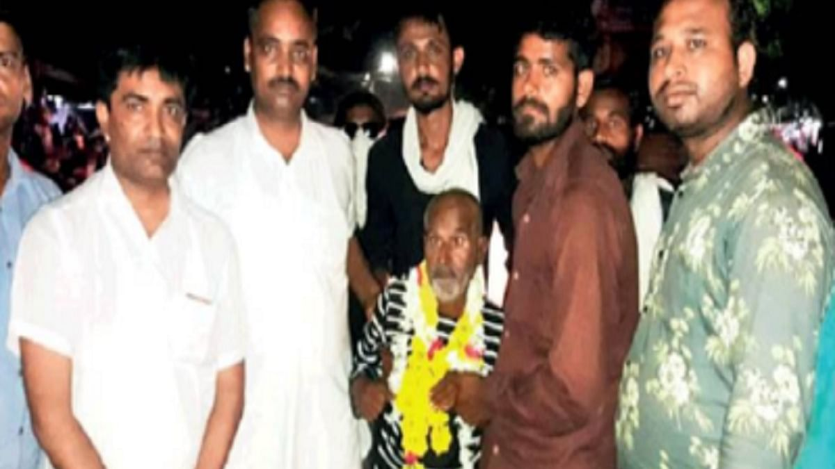 Social media posts by 3 friends reunite missing 60-yr-old man from Ajmer with family