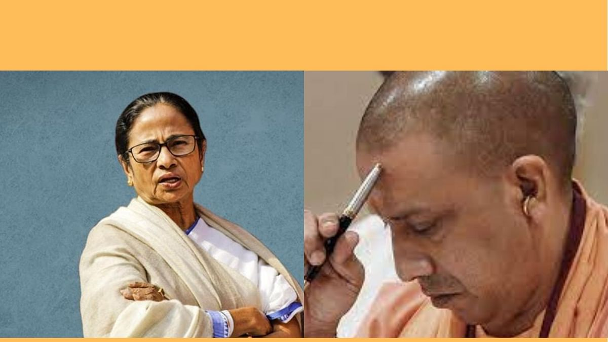 'Transforming UP' ad with 'Kolkata flyover' image sparks fresh TMC-BJP row