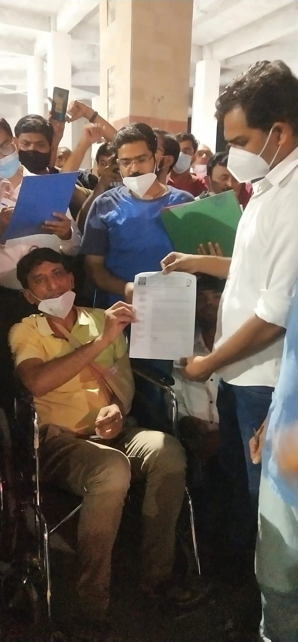 Trouble brewing at AIIMS Rishikesh; nursing superintendent beaten up by nurse's husband for night duty