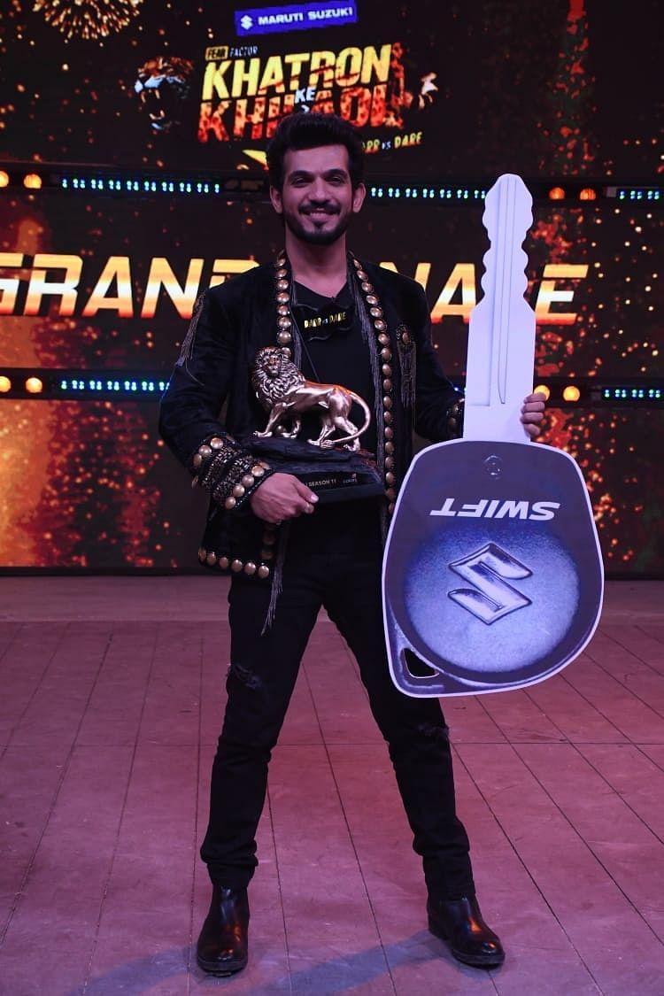 Arjun Bijlani wins 'Khatron Ke Khiladi 11' despite dislocated shoulder
