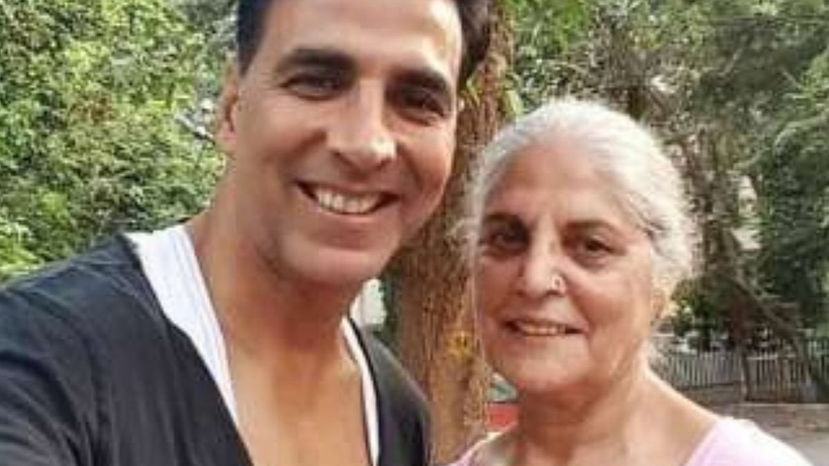 Akshay Kumar's mother passes away
