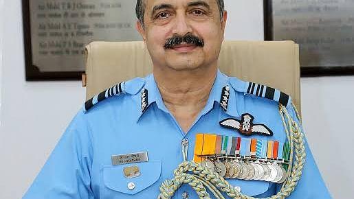 Air Marshal Vivek Ram Chaudhari (Photo: Twitter)