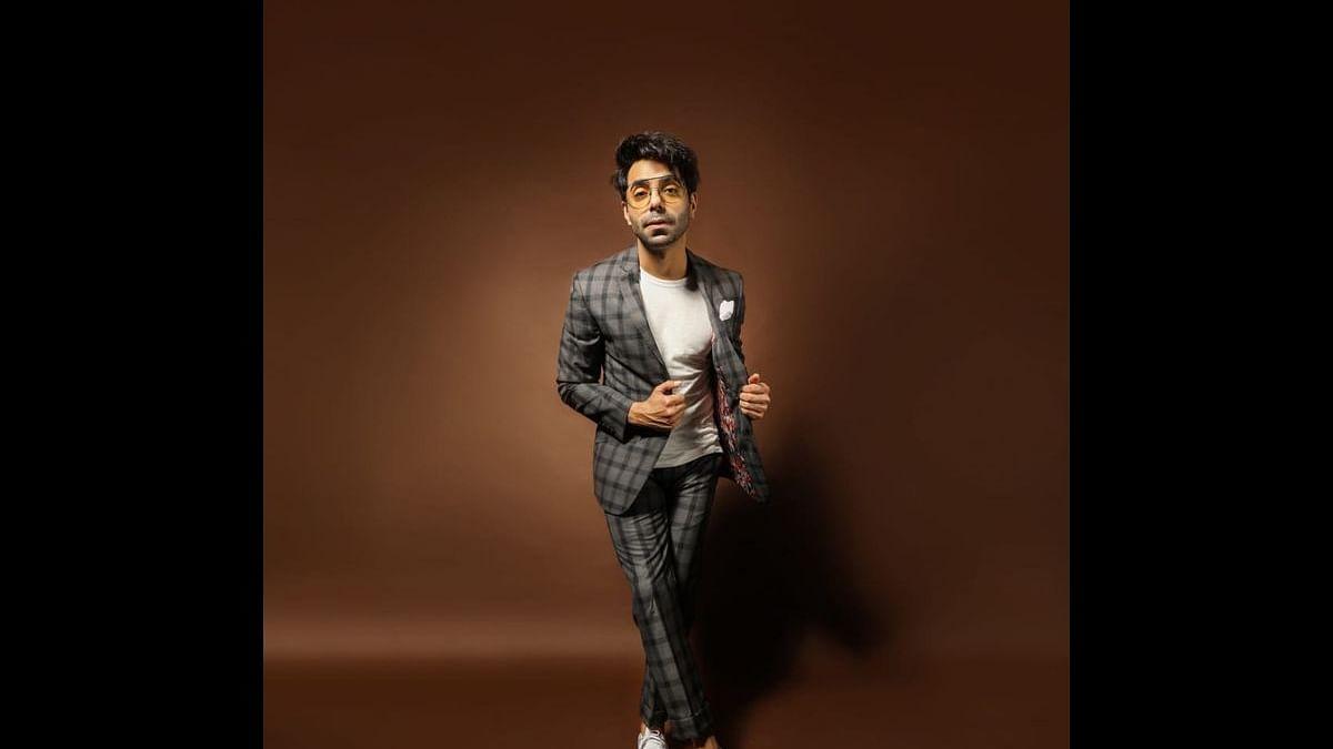 Actor Aparshakti Khurana