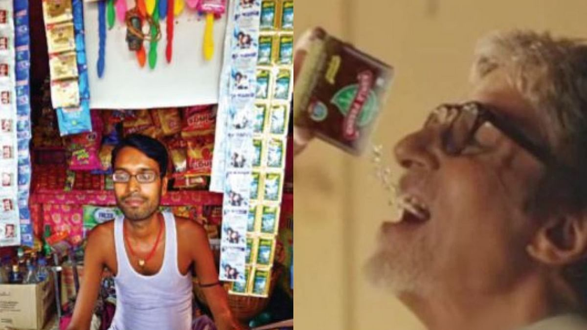 Is Amitabh Bachchan right in promoting Paan Masala?
