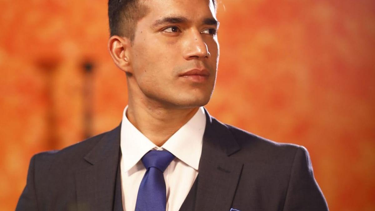 Actor Harman Singha