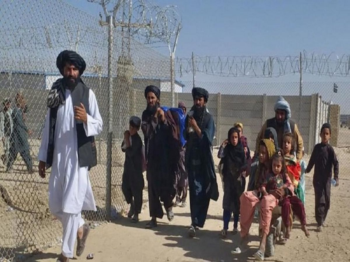 An unparalleled humanitarian crisis is unfolding in Afghanistan due to Taliban's return to power