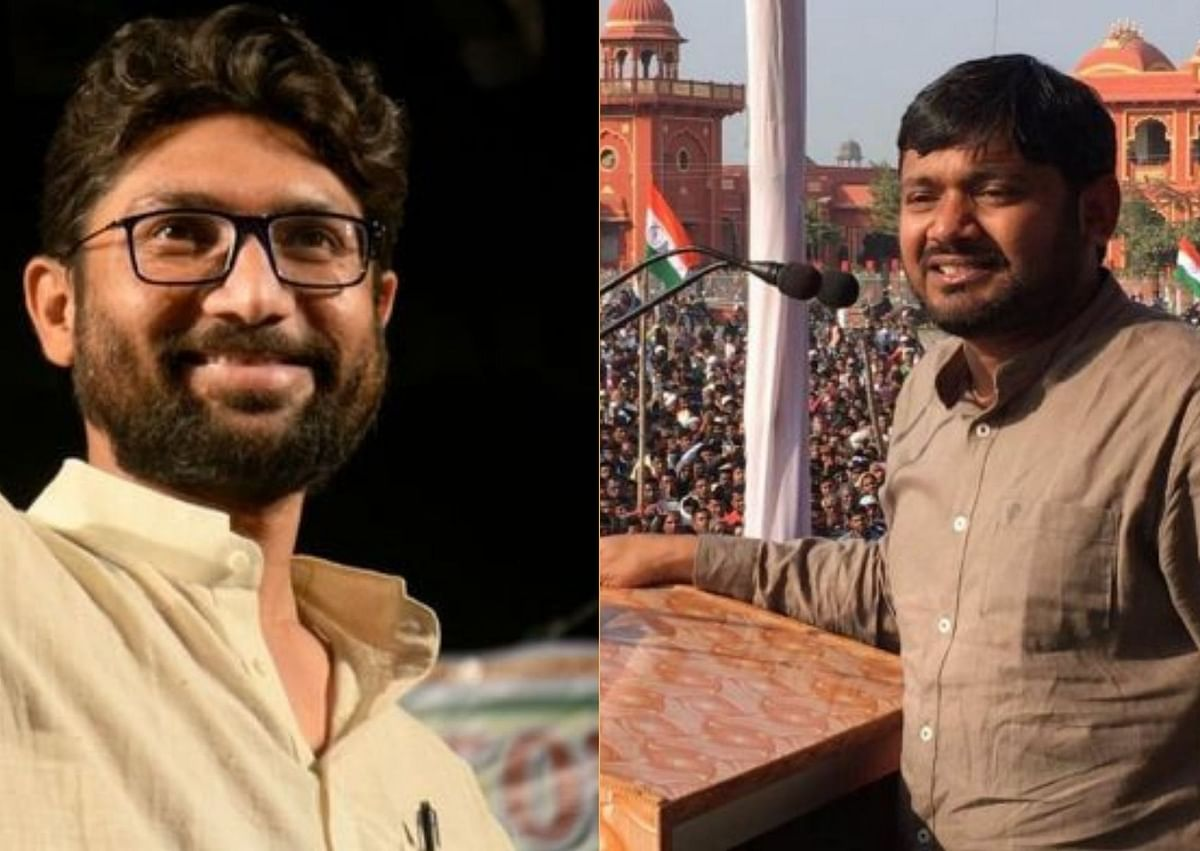To infuse young blood Congress to induct Kanhaiya Kumar & Jignesh Mevani; uneasy calm in Left camp