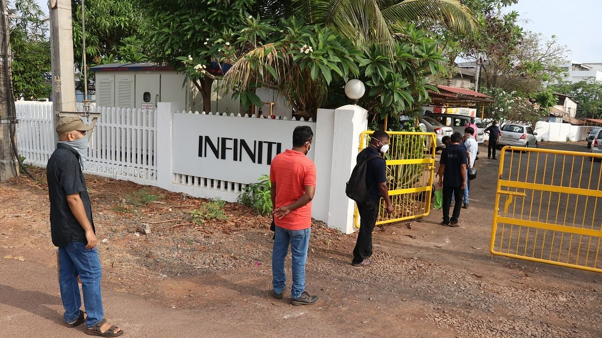 Goa imposes fresh restrictions on students, workers from Kerala