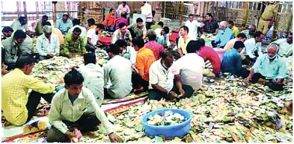 Opium growers and traders share profit with deity in Rajasthan