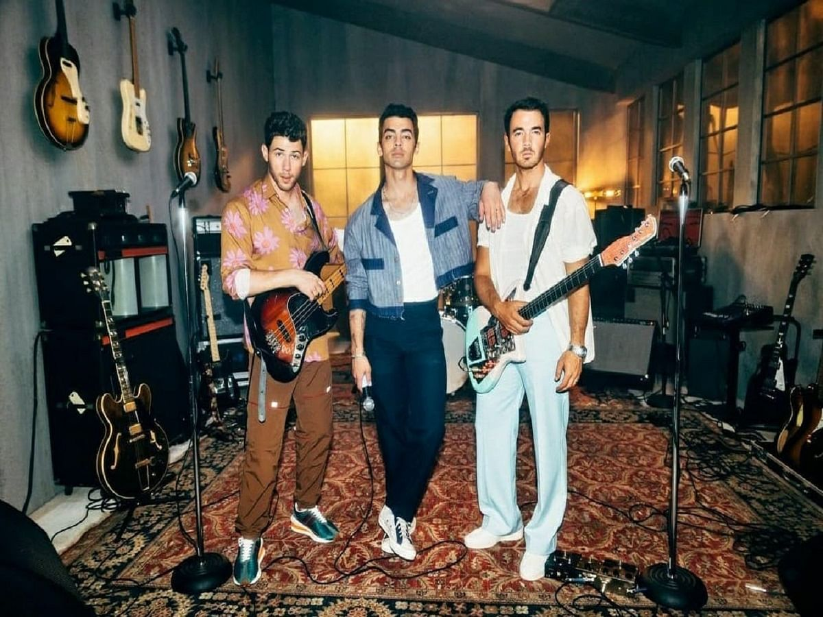 Jonas Brothers release 'Who's In Your Head' after Nick's birthday