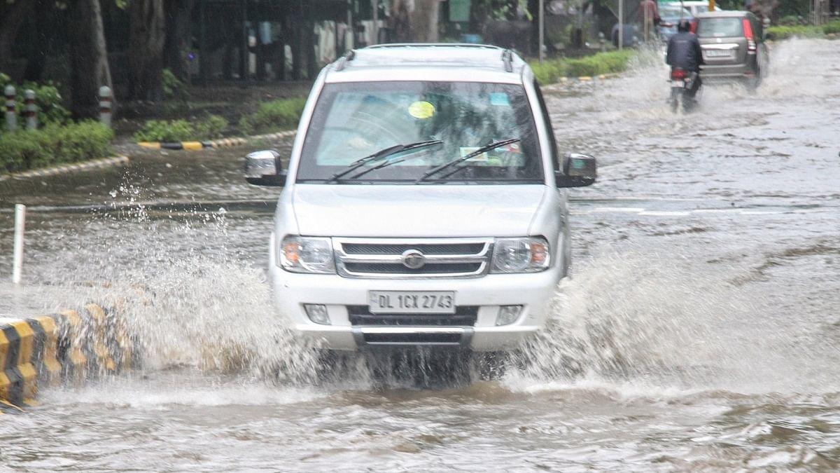 Rain inundates Delhi, highest in September in 19 years