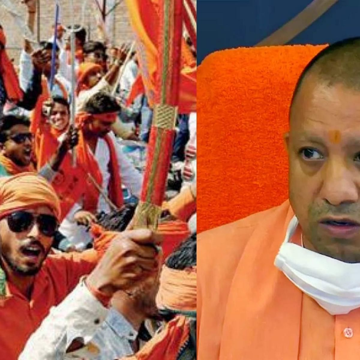 Right-wing rulers of UP have hit a new low in their diatribes against the minority community