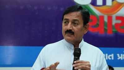 Gujarat CM removed as govt failed during Covid: Bharat Solanki