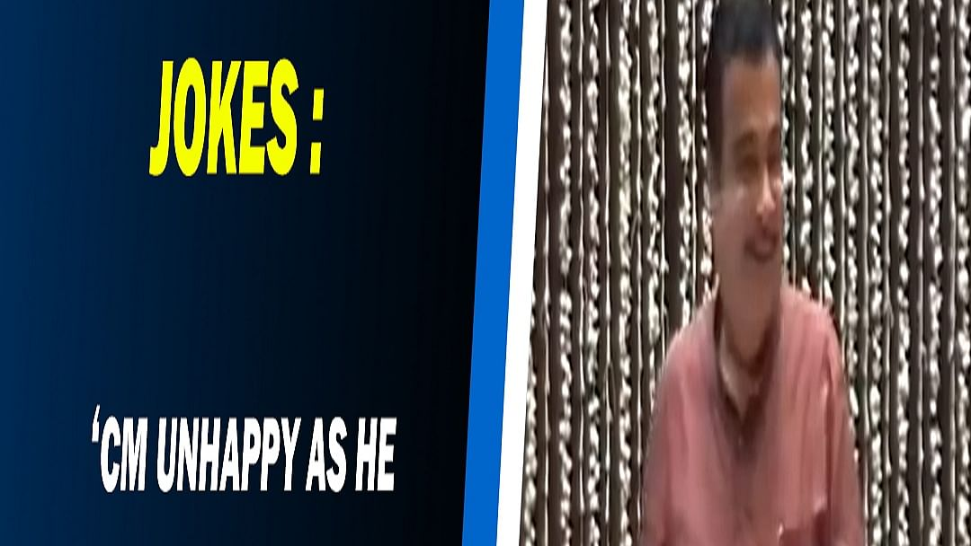 Nitin Gadkari jokes in viral video: 'CM unhappy as he doesn't know when he will be removed'