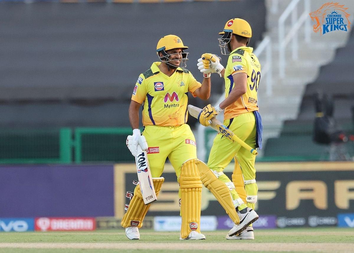 Dhoni's cool temperament kept team in good spirits despite the pressures: Gaikwad