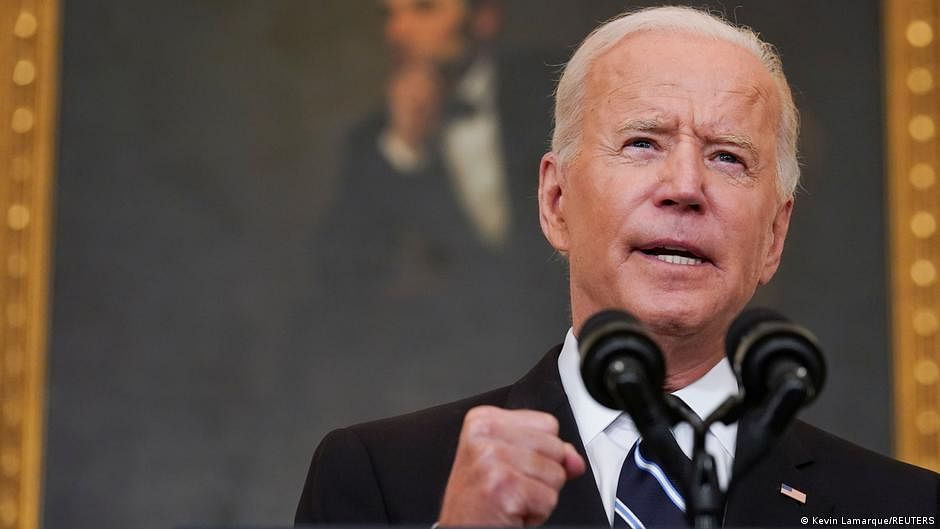 Biden will tell UNGA that US not looking for new Cold War with any country: White House Press Secy