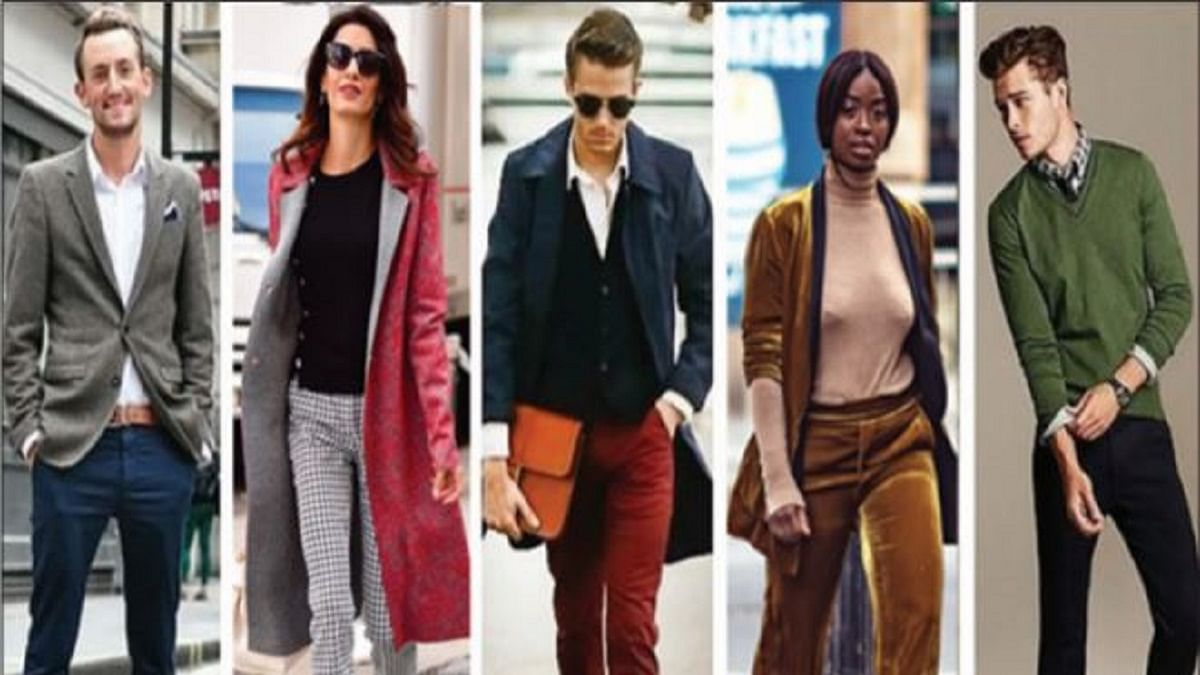 London Diary: Stiff suits give way to smart and comfortable casualwear