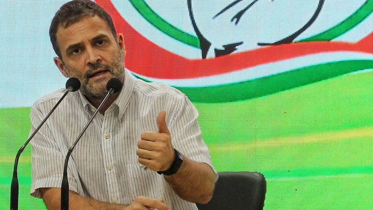 Rahul Gandhi attacks govt on rising fuel prices, inflation; says Modi's vision of 'New India' has failed
