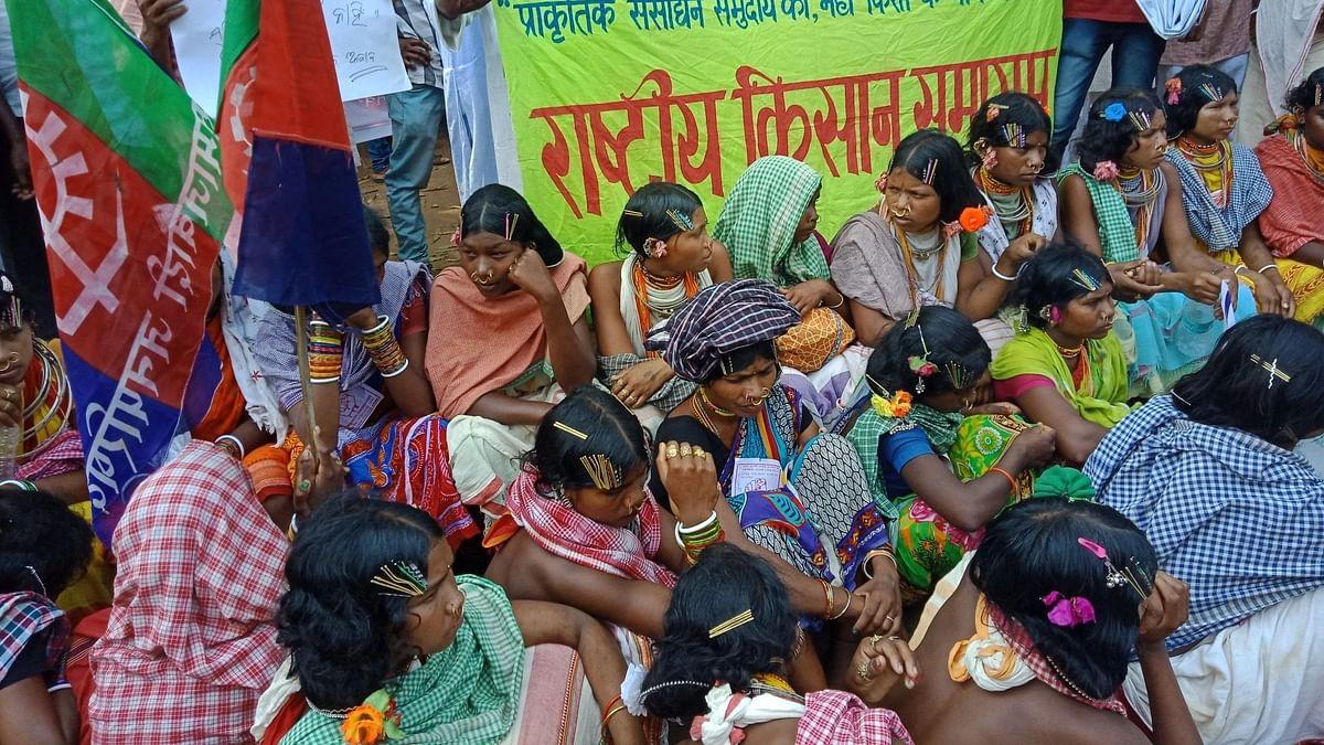 Adivasis of Odisha's Niyamgiri lend support to movement against against Vedanta's zinc plant in Gujarat