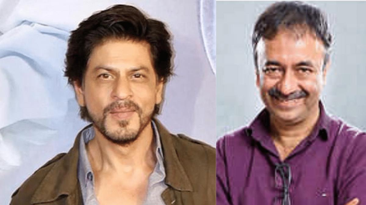 SRK and Raju Hirani
