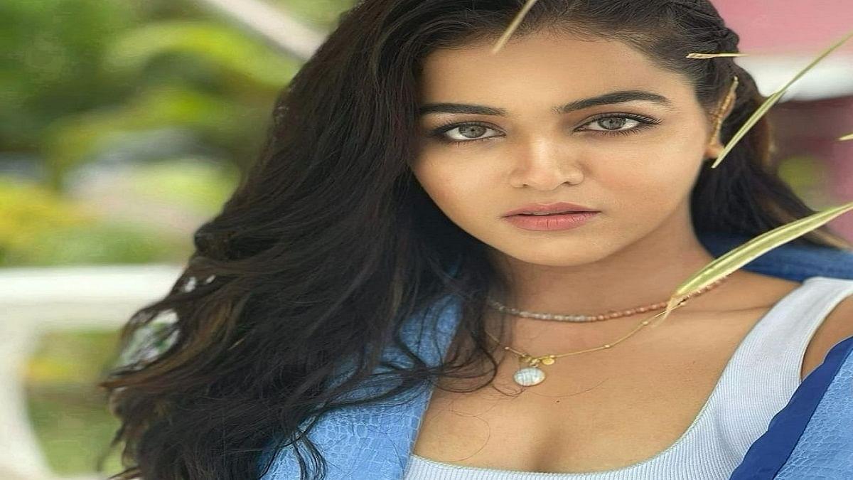Actress Wamiqa Gabbi