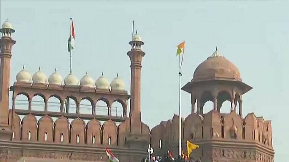 Bharat Bandh: Both carriageways of Red fort closed