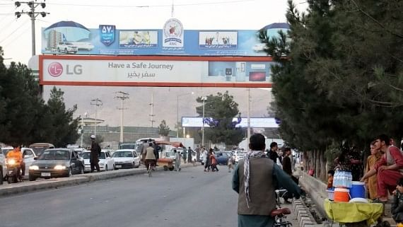 1st flight after US evacuation lands in Kabul