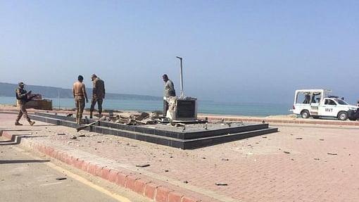 Pakistan's founder MA Jinnah's statue destroyed in blast in Balochistan