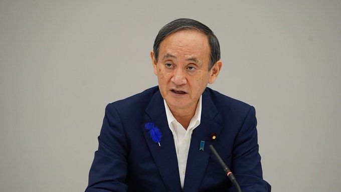 Japan govt may convene parliament on Oct 4 to select Suga's successor
