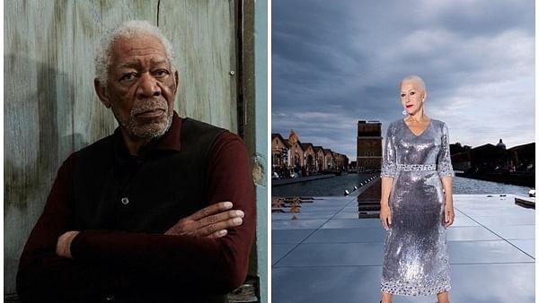 Morgan Freeman, Helen Mirren, Al Pacino to star in 'Sniff'