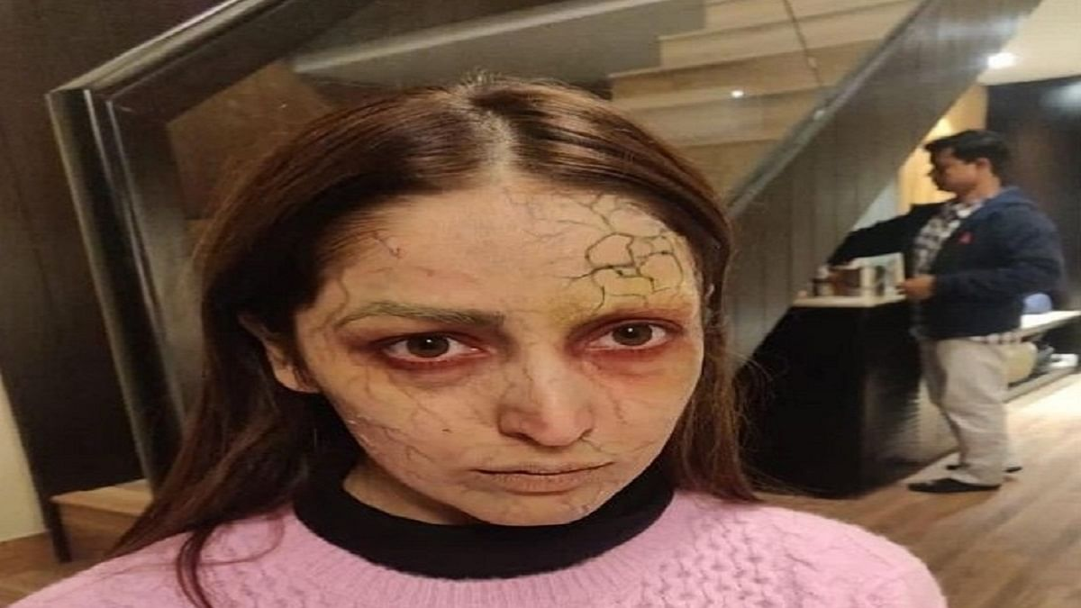 Yami took three hours to get into 'possessed' look for 'Bhoot Police'