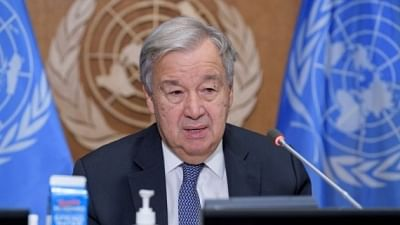 UN chief highlights three priorities for climate action