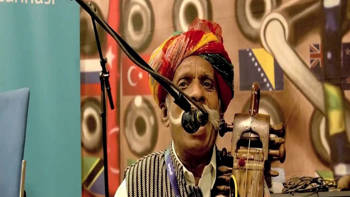 'Searching for the Blues': Our disappearing traditions in music and art