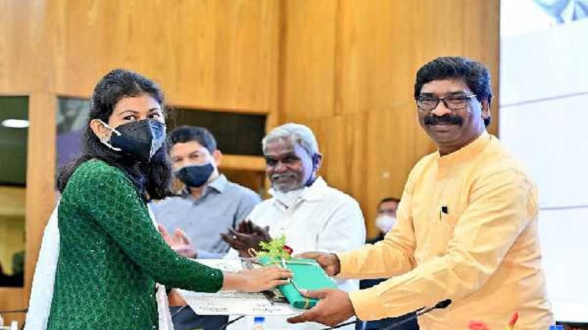 Jharkhand govt launches annual scheme for tribal students