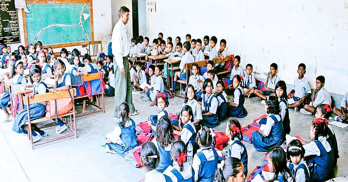 BJP govt's move to merge schools in MP will shut down 90 % state-run schools, render one lakh teachers jobless - National Herald