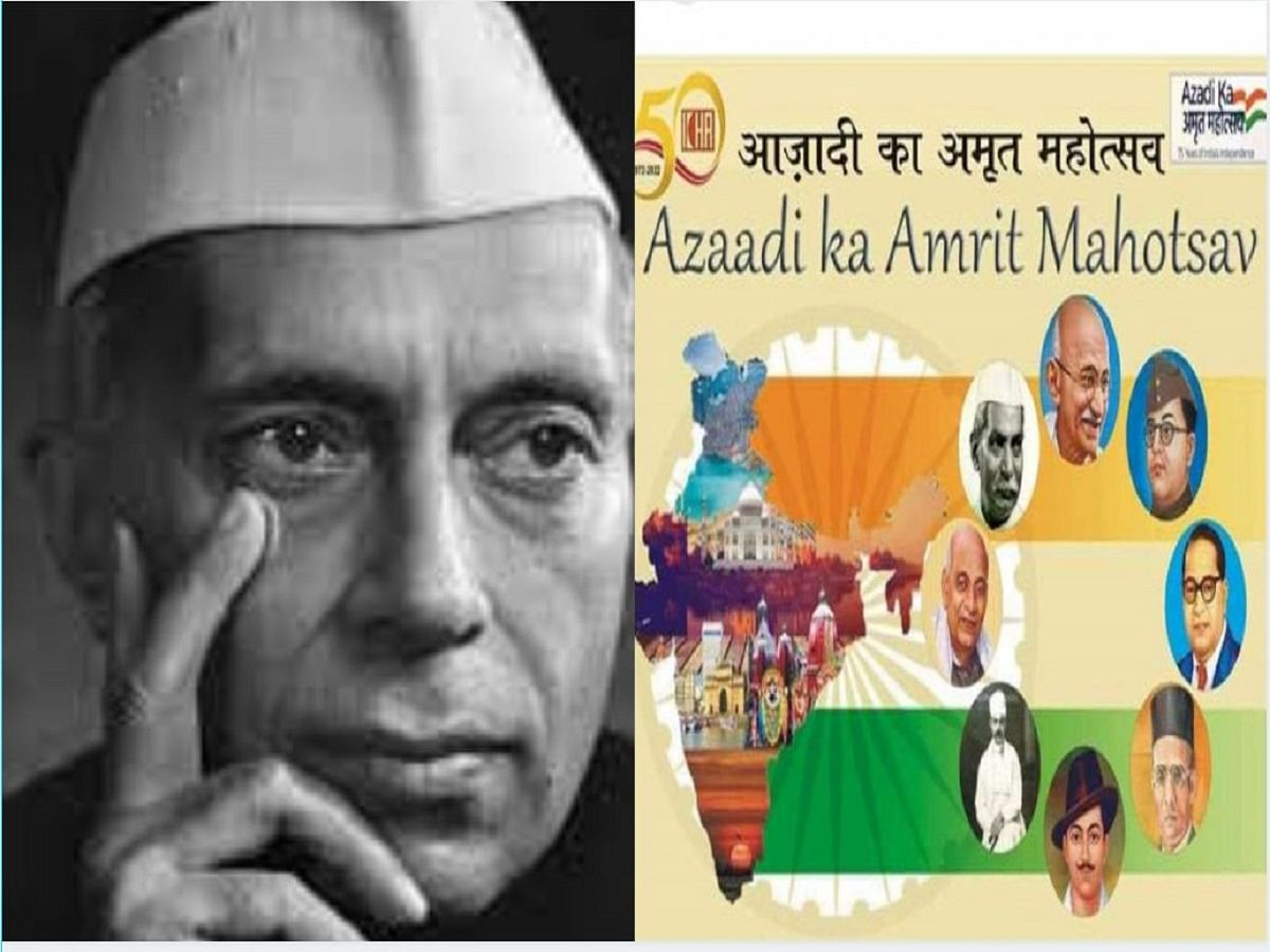 Omission of Nehru from ICHR poster symptomatic of rightwing zest to twist India's history to serve its agenda