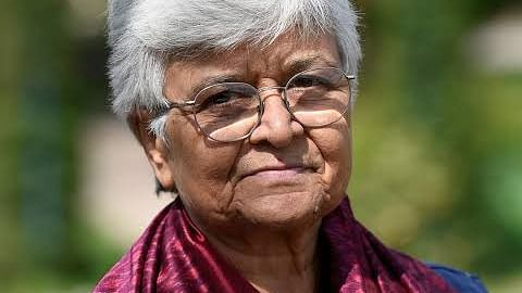 Social scientist, feminist, activist and author Kamla Bhasin passes away