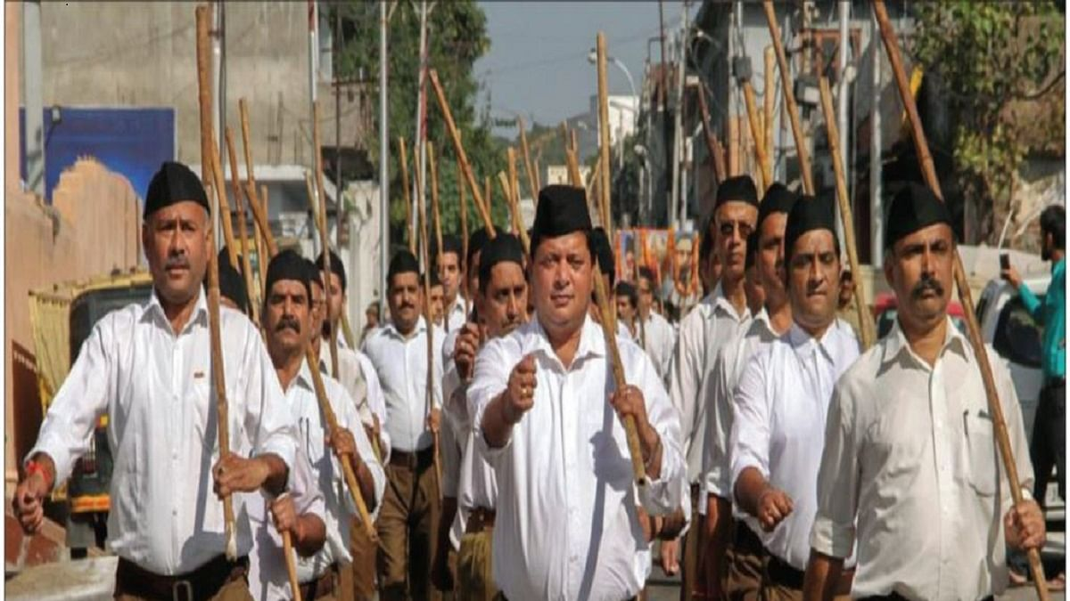 RSS and Savarkar's Idea of 'nation building'