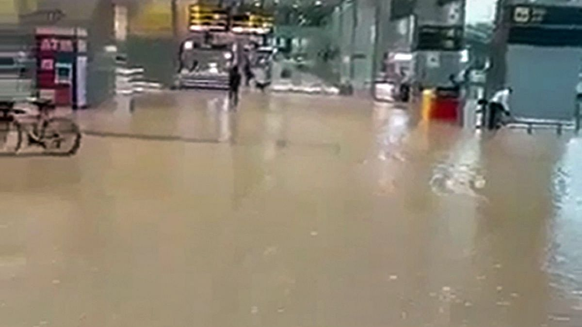Delhi Musings: September, some reports say, has been the wettest since 1964
