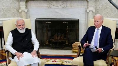 US President Biden and PM Modi